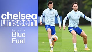 Ben Chilwell's First Week At Chelsea 👊 + Caballero on 🔥 | Unseen