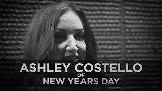 Self-Confidence and Getting Teased -- Ashley Costello of New Years Day