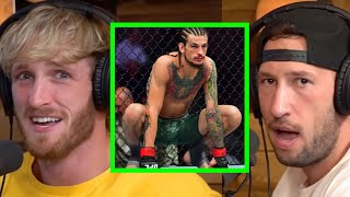 LOGAN PAUL WAS HIGHLY IMPRESSED BY SEAN O'MALLEY! | UFC 260