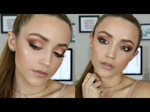 Download Youtube: Matte Peach Smokey Eye | Makeup Tutorial