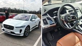 Топ-5 авто.  Тест-драйв нового Jaguar I-Pace