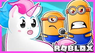 Roblox | Escape The Minions Obby With Honey The Unicorn