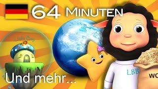 Bää Bää Schwarzes Schaf | Und noch viele weitere Kinderlieder | von LittleBabyBum