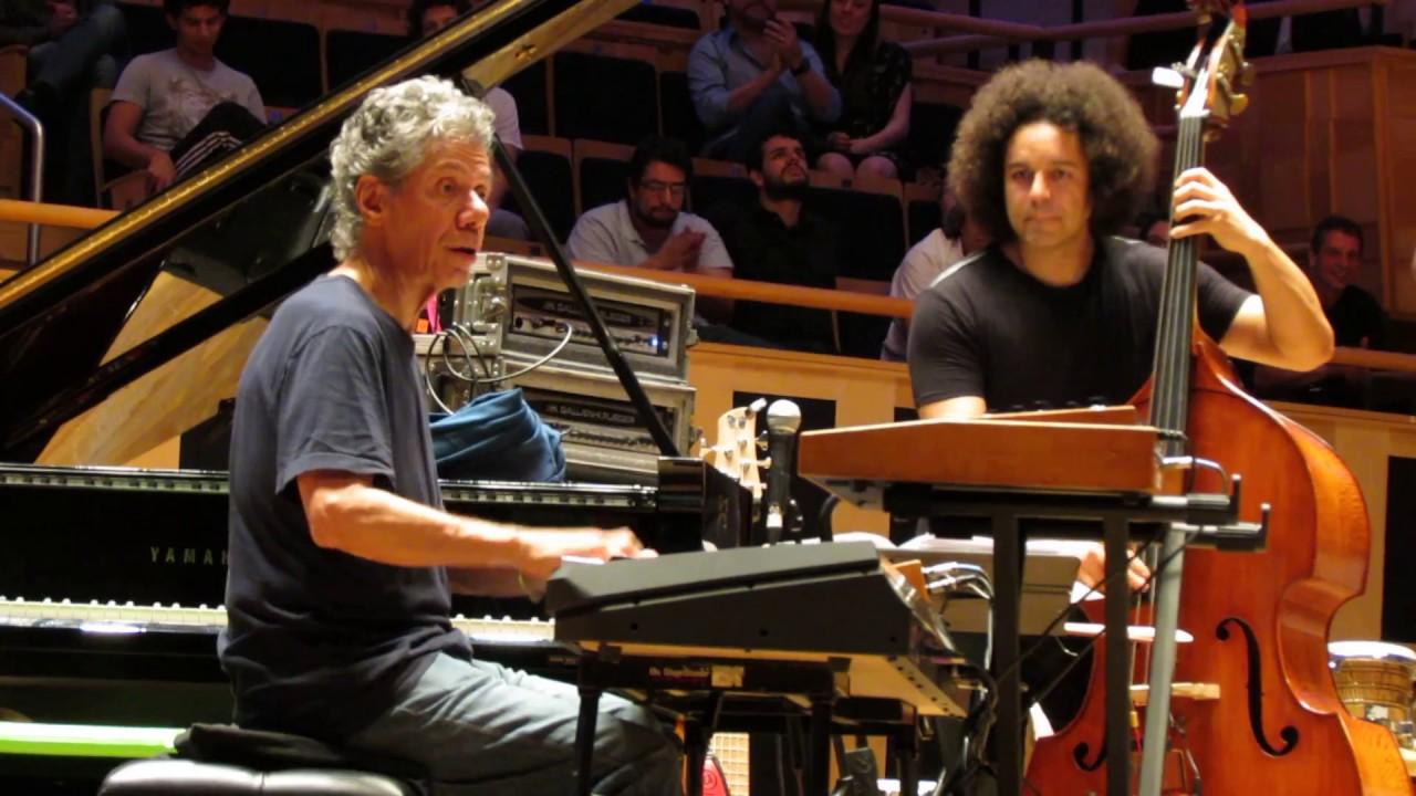 Spain | Chick Corea & Steve Gadd Band (Live at Sala São Paulo)