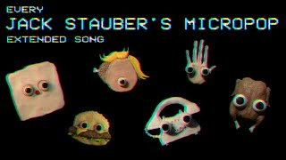 Every Extended Micropop Song - Jack Stauber Compilation