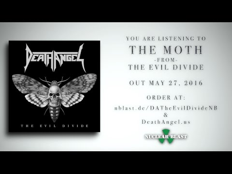 """DEATH ANGEL - """"The Moth"""" (OFFICIAL TRACK)"""