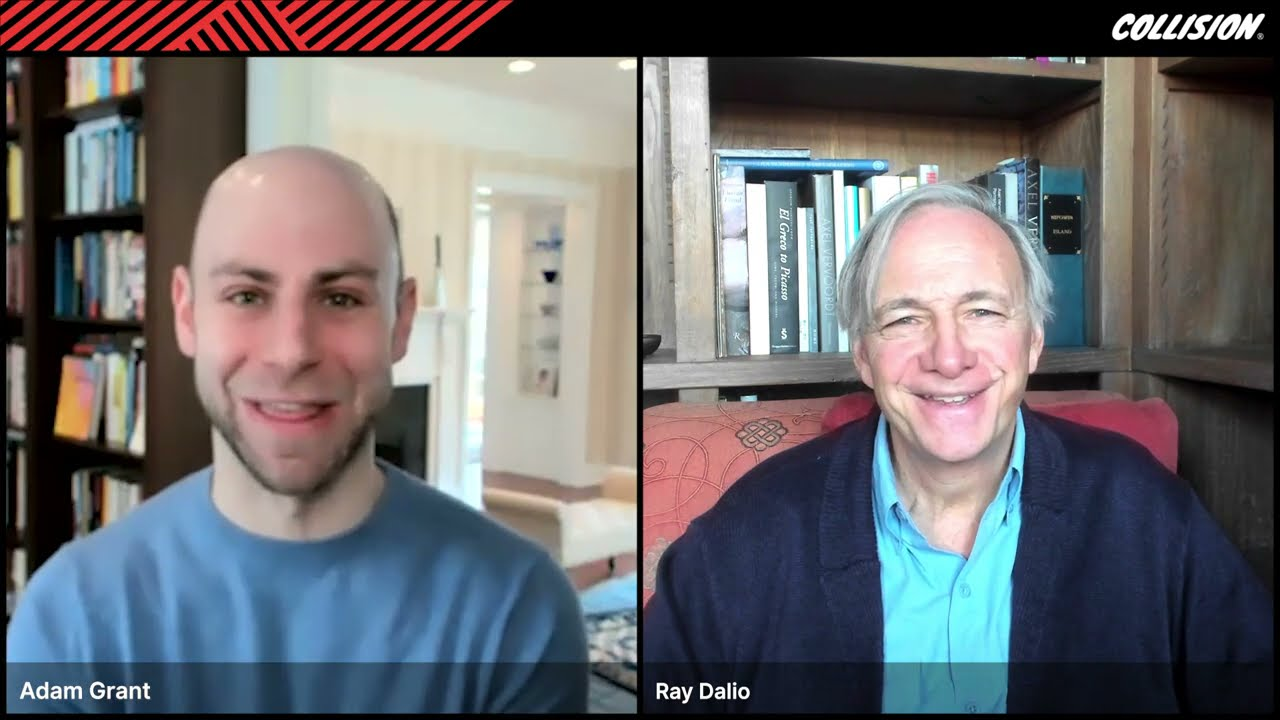 Ray Dalio & Adam Grant Launch Free Online Personality Assessment to Help You Understand Yourself (and Others Understand You)