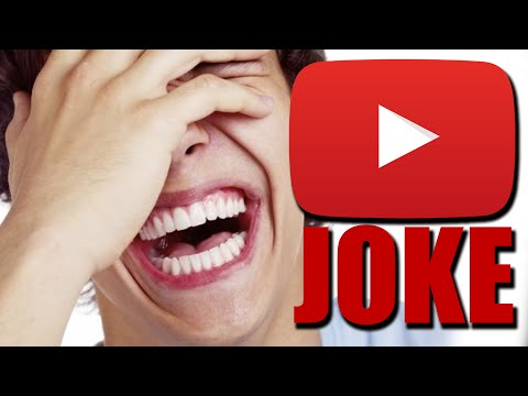 YOUTUBE IS A JOKE! (YOU WON'T BELIEVE THIS)