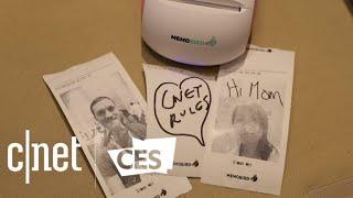 MemoBird printer sends high-tech 'telegrams' to your loved ones