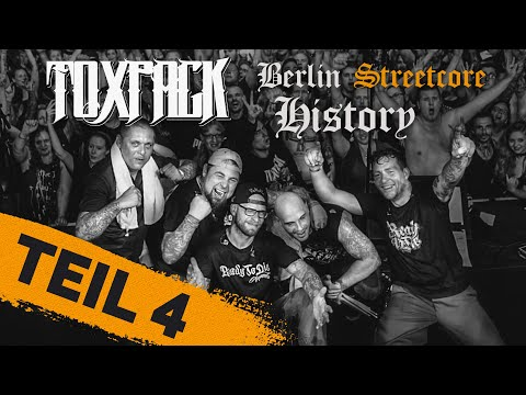 TOXPACK - Berlin Streetcore History (Episode 4) | Napalm Records