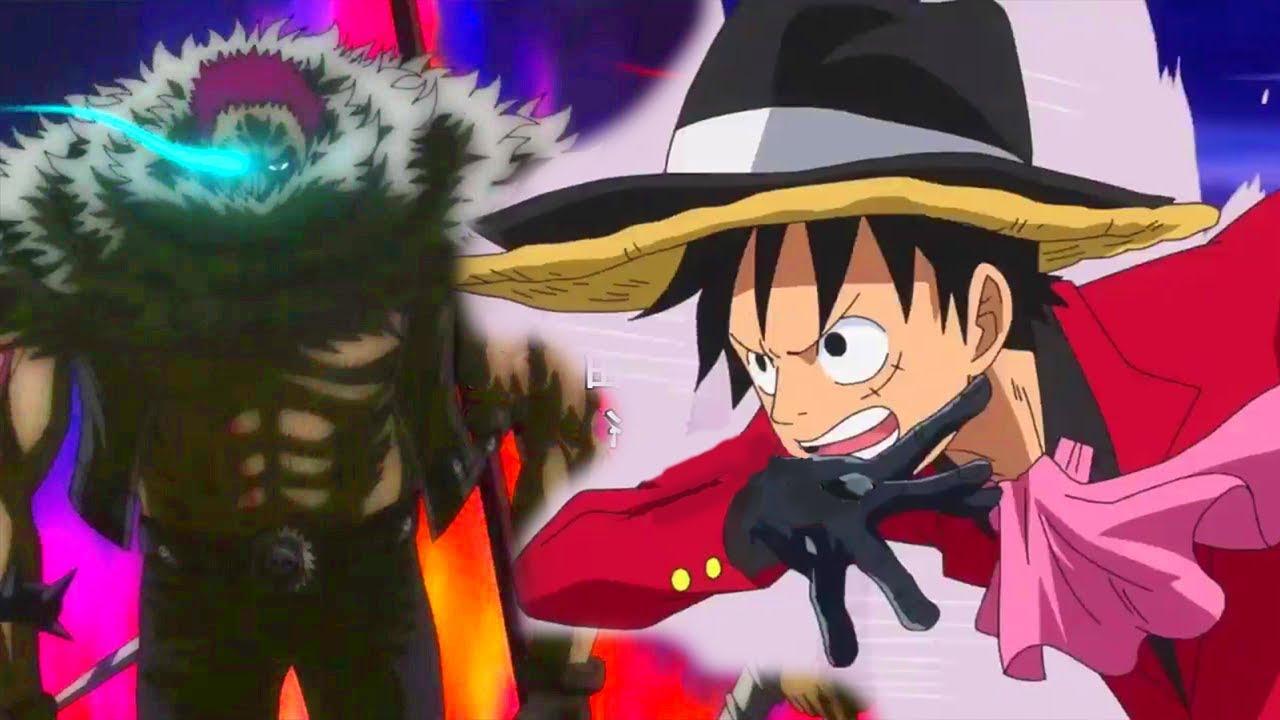 NEWS zu KATAKURI! - One Piece Opening Analyse [Opening 20 ...