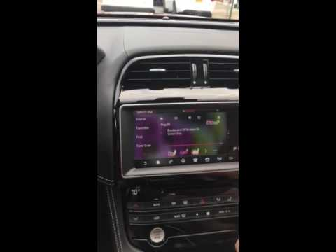 Jaguar F-Pace: Issues with ICTP loss of Audio and Bluetooth.
