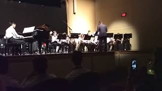 WMS jazz band
