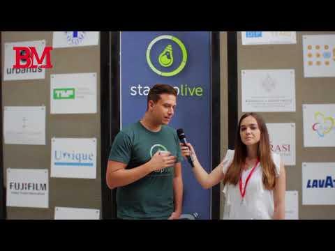 Startup Live Tirana 2017 - Intervistë me Georg Kuttner