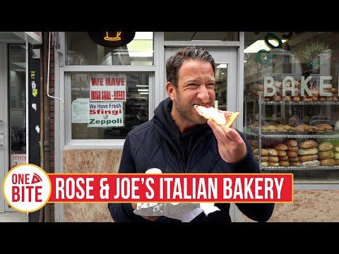 Barstool Pizza Review - Rose & Joe's Italian Bakery (Astoria) Presented by Labatt Blue Light