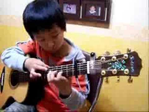 (Pachebel) Canon in D - Sungha Jung
