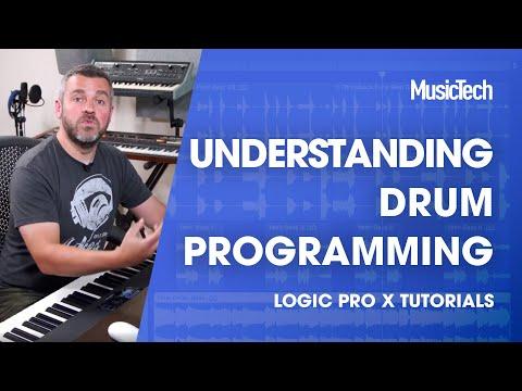 Logic Tips - Understanding drum programming