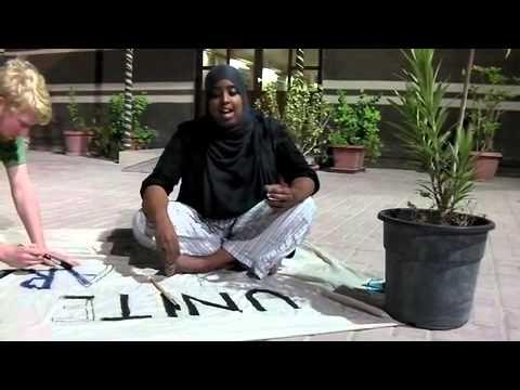 Fatima in Doha COP18