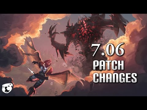 7.06 Patch Overview And Testing Out Changes