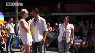 Xtra vancouver pride parade video 2014