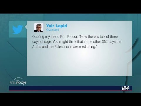 'The Israeli-Palestinian Conflict Is Not The Major Conflict Of The Middle East'- Ron Prosor.