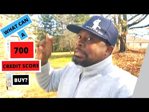 WHAT CAN A 700 CREDIT SCORE BUY?