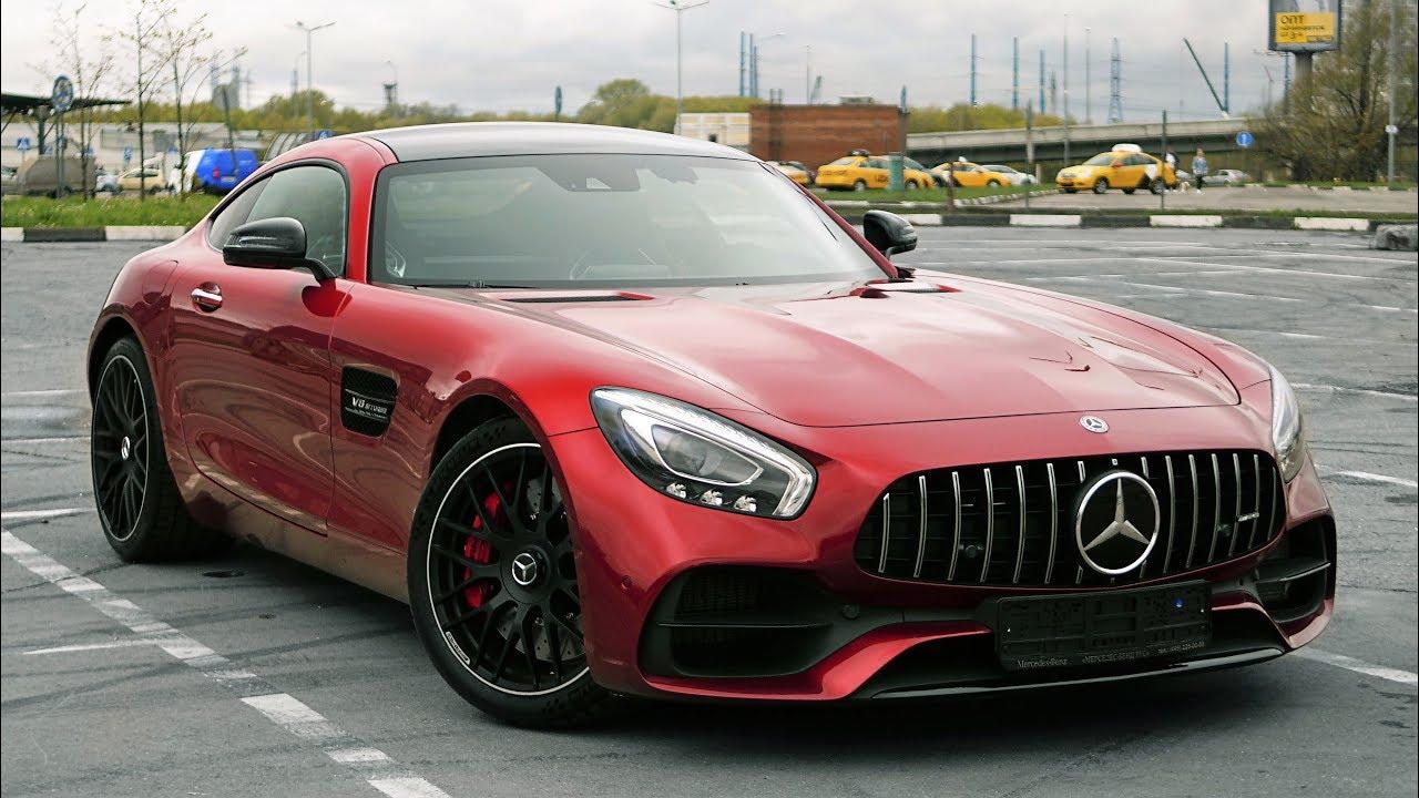 Mercedes AMG GTS за 8.000.000р! Что с ней не так?! - YouTube
