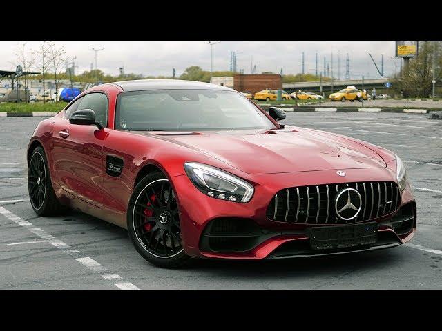 Mercedes AMG GTS за 8.000.000р! Что с ней не так?!