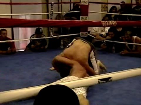 Jaimes 1st  fight