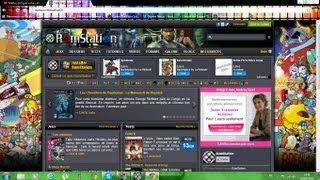 TUTO Comment joué sur pc a des jeux ps1 ,ps2  ...  avec romstation