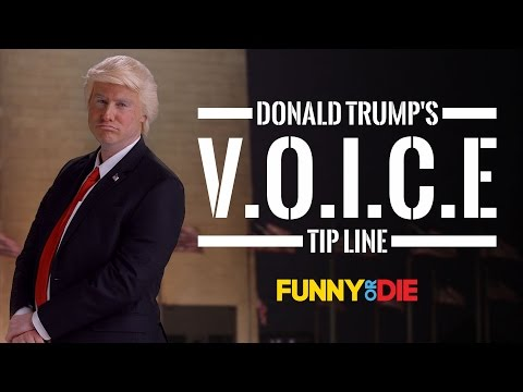 Trump's VOICE Tip Line For Reporting Illegal Immigrants