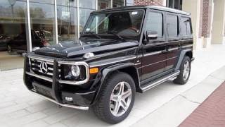 2011 Mercedes-Benz G55 AMG Start Up, Exhaust, and In Depth Tour