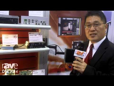 DSE 2014: Axiomtek Presents The CAPA841 With Small Form-Factor