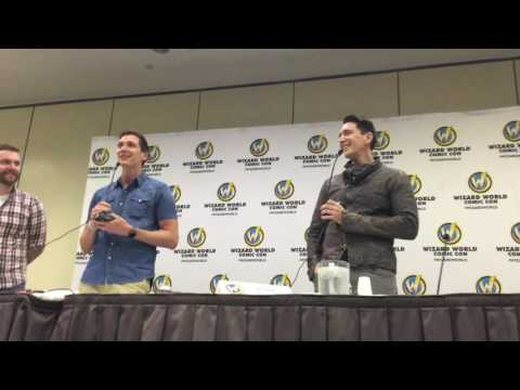 James and Oliver Phelps STL Comic Con 2017