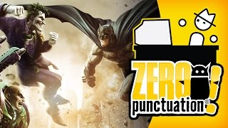 DC UNIVERSE ONLINE (Zero Punctuation) (Video Game Video Review)