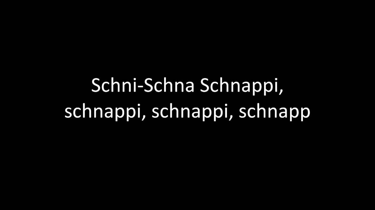 Schnappi - Schnappi, das kleine Krokodil Lyrics #1