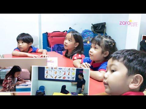 Ayo Semangat Belajar   Anak Rajin ke Sekolah   Zara Cute untuk Anak Indonesia   I Can Read