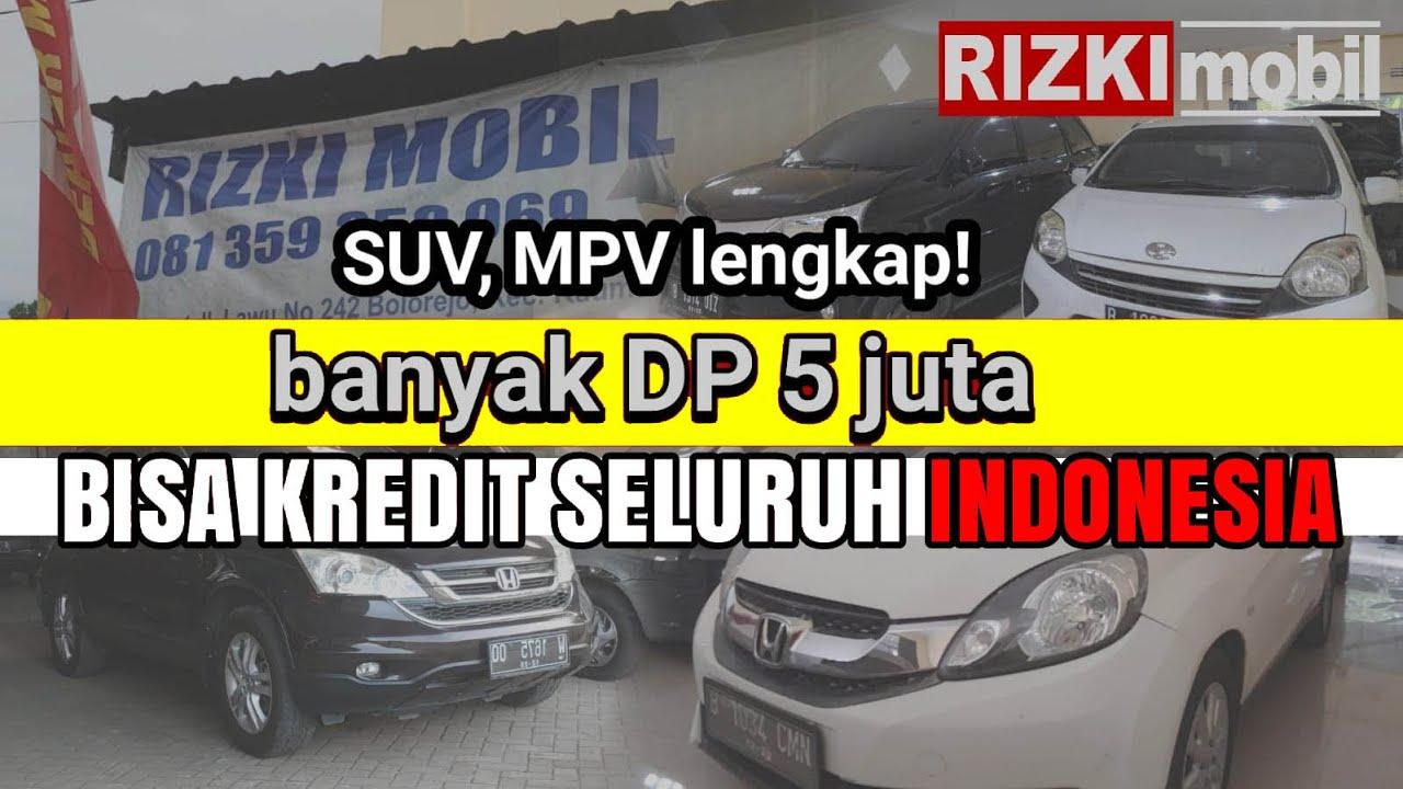 bisa kredit seluruh INDONESIA, DP 5 juta ada banyak, update stok 19 Juni 2021