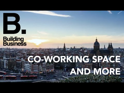 B.  Building Business - Coworking Space and more - Amsterdam