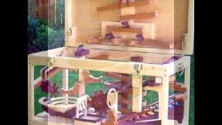 Woodwork Plans For Beginners - Loft Bed Plans