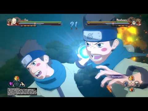 Voiced by Colleen O'Shaughnessey: Ino Yamanaka vs. Konohamaru Sarutobi