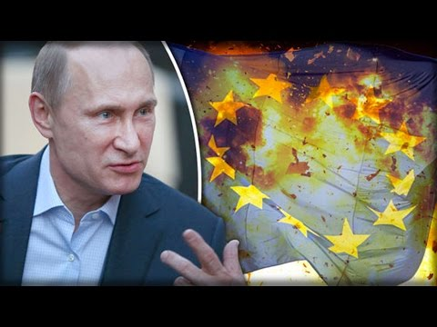 RUSSIA'S SECRET PLAN TO DESTROY EU AND NATO: PUTIN FUNDS COVERT ANTI-WEST OP ACROSS EUROPE