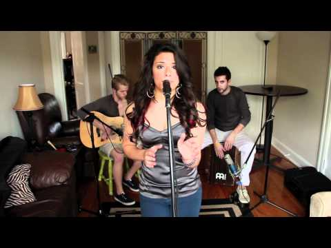 Give it to me right by Melanie Fiona- cover by Jaclyn Torrento