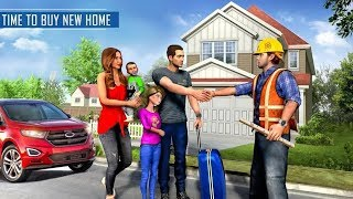 New Family House Builder Happy Family Simulator Android Gameplay HD screenshot 1