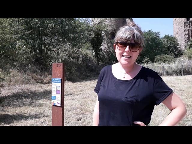 Fête du Parc   28 sept 2019   Visite de la Bastide avec Christelle