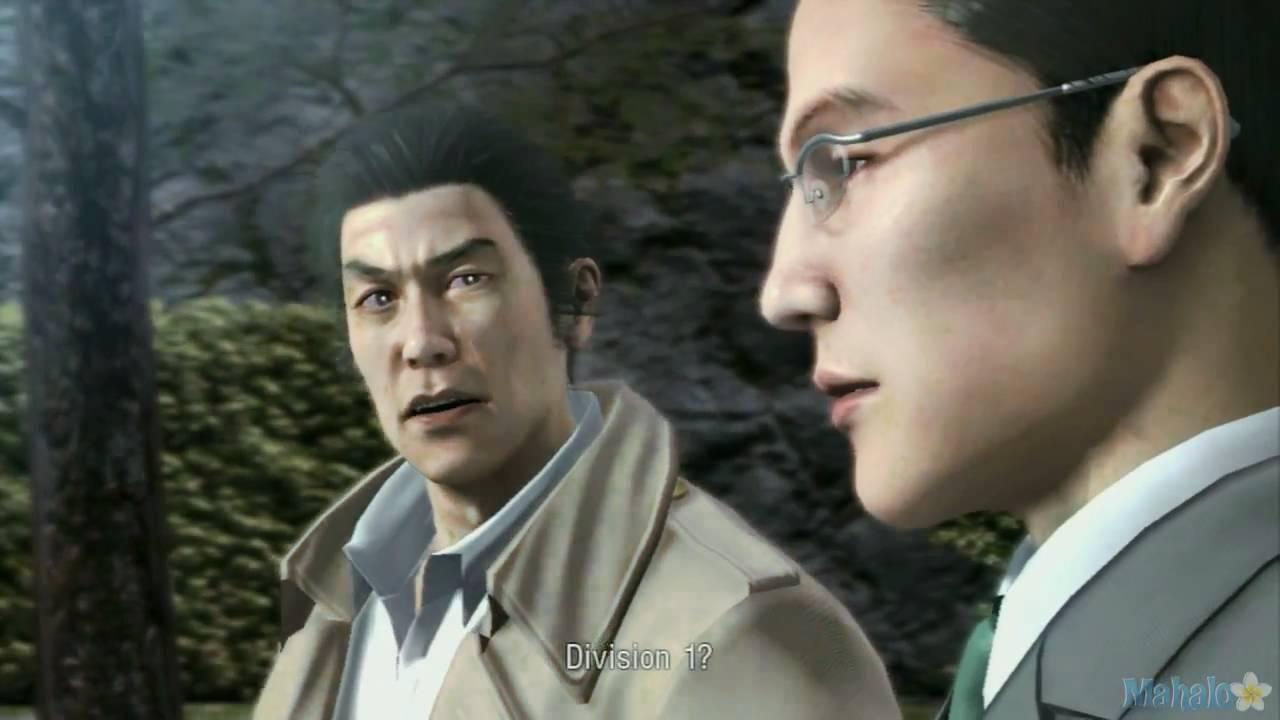 yakuza 3 chapters