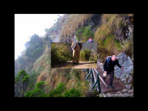 INSTRUMENTAL MUSIC PERU -  INKA TRAIL.wmv