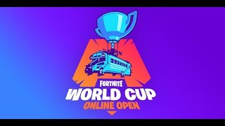 Fortnite World Cup Qualifier || Solo Week 9 || Semi Final