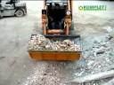 Komplet Crushing Bucket RCB 6000 Benna Frantumatrice mp3