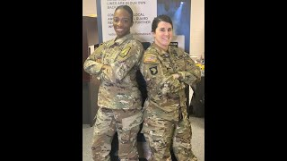 Recruiters Answer Questions about the National Guard